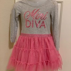 The children's place toddler girl dress size 2t
